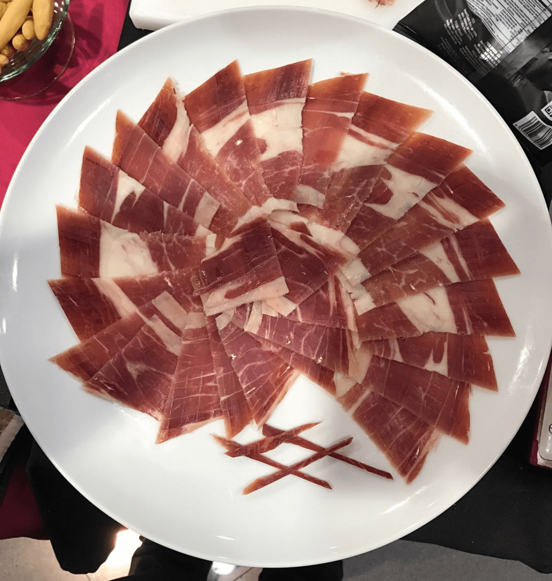 Claves para distinguir un buen jamón ibérico de bellota